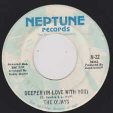 THE O'JAYS {70s Northern Soul} DEEPER / I'VE GOT THE GROOVE ♫hear