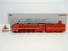 Märklin h0 37082 locomotiva br10 001 Insider in Rosso Audio Digital OVP m1155