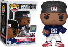 FUNKO Pop Football Series: Giants - 118 : Saquon Barkley Vinil Pop Figure