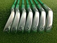John Daly Stainless 4-PW Iron Set / RH / Factory Steel / Nice Condition / mm4268