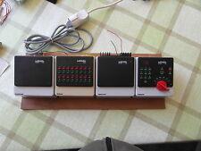 Märklin H0/1 komplette Digitale Anlage mit Regler-Trafo-Central Unit-Keyboard