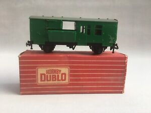 Hornby Dublo OO Gauge 4316 HORSE BOX (SR) Boxed 2/3 Rail