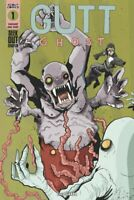 GUTT GHOST SEEK OUT SENSATION #1 EXCLUSIVE VARIANT NM INTESTINAL SCOUT COMICS
