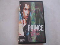 Prince Sign of the Times  japanese  movie VHS japan