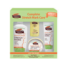 Stretch Mark Care Set Palmer's Cocoa Butter Formula with Vitamin E Complete