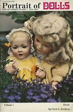 Antique Vintage Dolls Alexander Effanbee Temple Kestner Halbig... / Scarce Book