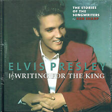 Elvis Presley - Writing For The King - FTD Book/CD - NEW & SEALED - LAST ONEs