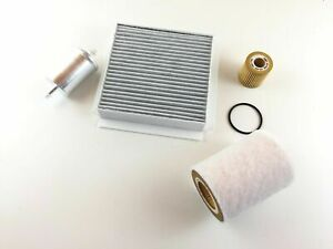 Inspection Set 4 X Filter Smart Cabriolet City-Coupe 450 0.6