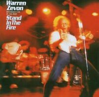 *NEW* CD Album Warren Zevon - Stand In The Fire (Mini LP Style Card Case)
