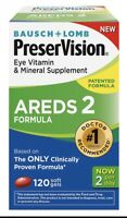 PreserVision® Areds 2 Eye Vitamin and Mineral Softgels - 120ct