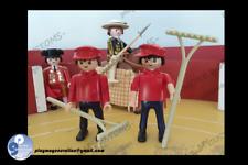 Playmobil  ARENERO MONOSABIO   BULLFIGHTER TORERO  medieval piratas va