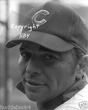 JOHNNY CALLISON in Chicago Cubs Photo 1970-71 (c)