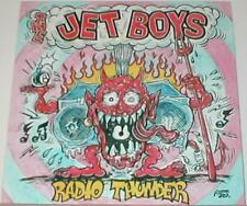 "JET BOYS Radio Thunder 10"" NEW guitar wolf teengenerate 5678s supersnazz jackie"