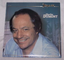 LP: Charles Dumont - Collection Disque d'or 1980