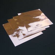 """Pyralux Copper Kapton Substrate 6""""x6"""" for Flexible PCB"""