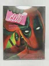 "Fight Club Blu-ray+Slip Cover (Deadpool ""Photobomb"" Slip Cover Edition)"
