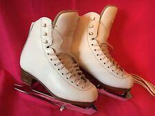 Jackson Classique 1991 Freestyle Ice Figure Skates Girls size 2.5 B