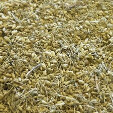 MILLEFOGLIO Bianco stemflower ACHILLEA MILLEFOLIUM erba secca, loose Detox erbe 150g