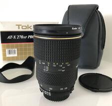 Tokina 28-70 2.8 AT-X Pro per Nikon [Ottime condizioni / Excellent]