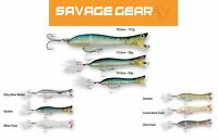 Savage Gear PANIC POPPER Fishing Lure  10.5cm  20g Various Colours