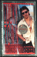 BRUCE SPRINGSTEEN LUCKY TOWN CASSETTE ALBUM new sealed Columbia 4714244