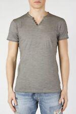 T-Shirt Maniche Corte colore  grigio taglia S marca Yes-Zee by Essenza NUOVA