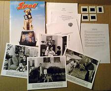 Press kit~ SEE SPOT RUN ~2001 ~David Arquette ~Michael Clarke Duncan~Leslie Bibb