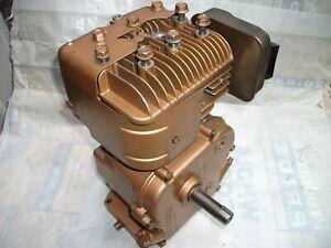 Vintage 1970 Briggs and Stratton 5hp Engine block