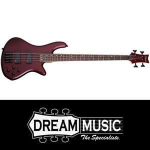 Schecter SCH2537 Stiletto Custom-4 VRS Bass Guitar RRP$1649
