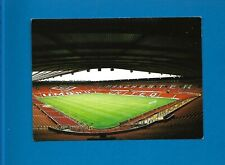 Football Postcard Old Trafford, home of Manchester United by Beric Tempest 1993