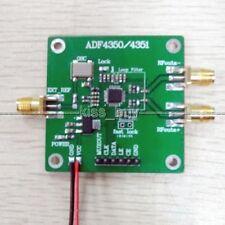 frequency 137M-4.4Ghz signal source development board Adf4350 development board
