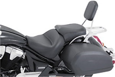 Mustang Wide Touring Two-Piece Seat - Vintage 75907 HONDA VTX1300R 2005-2009