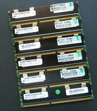 48GB (6x8GB) DL165 DL180 DL320 DL360 DL370 DL380 G6 G7 G8  PC3-10600R   1333MHz
