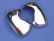 Chrome mirror covers for Renault Trafic Vauxhall Opel Vivaro Nissan Primastar