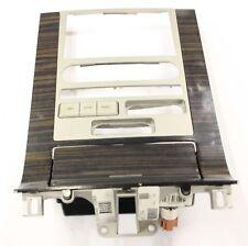 2007 Lincoln Navigator oem radio heater control dash bezel trim ash tray 07 08