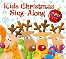Christmas CD - Kids Christmas Sing-Along  2 CD Set