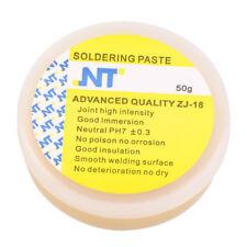 50g Rosin Soldering Flux Paste Solder Welding Grease Cream for Phone PCB Natural