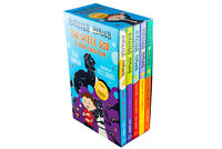Hopeless Heroes: The Greek God 5 Book Collection NEW
