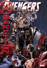AVENGERS X-SANCTION TP Marvel Comics