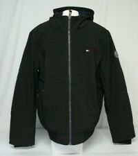 *NEW* Tommy Hilfiger Mens Soft-Shell Bomber Jacket