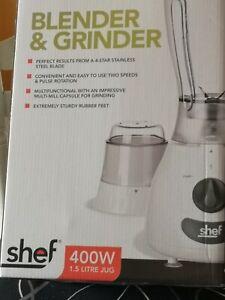 Shef Blender and Grinder