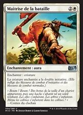 MTG Magic M15 - (4x) Battle Mastery/Maîtrise de la bataille, French/VF