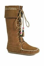 Suede Boots for Girls Zip Shoes NEXT