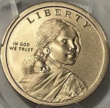 2017-S Sacagawea Sequoyah Native American $1 Enhanced FDOI 1 Of 1,000 💎💎💎SP70