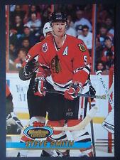NHL 218 Steve Smith Chicago Blackhawks Stadium Club 1993/94