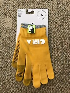 Nike Lab NikeLab Gyakusou Undercover Tech Grip Knit Gloves Yellow Unisex L/XL