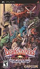 Darkstalkers Chronicle: The Chaos Tower  PSP Game UMD ONLY