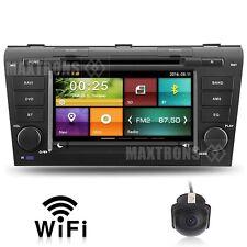 Car DVD GPS Stereo Radio Navigation  For Mazda 3 2004 2005 2006 2007 2008 2009