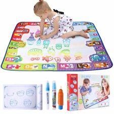 PEDY Kinder Magie Doodle Malmatte Matte Wie Aqua Doodle Malen Mit Wasser 78x78cm