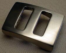 Cintura FIBBIA CINTURONE F. cintura larghezza 35mm metallo colore: MATT Argento Top Premium
